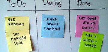 lavagna kanban come usarla