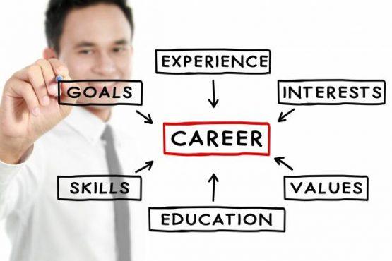 chiave per fare carriera