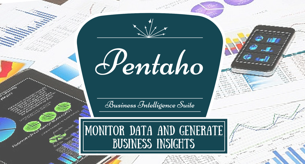 Pentaho - Software Business Intelligence