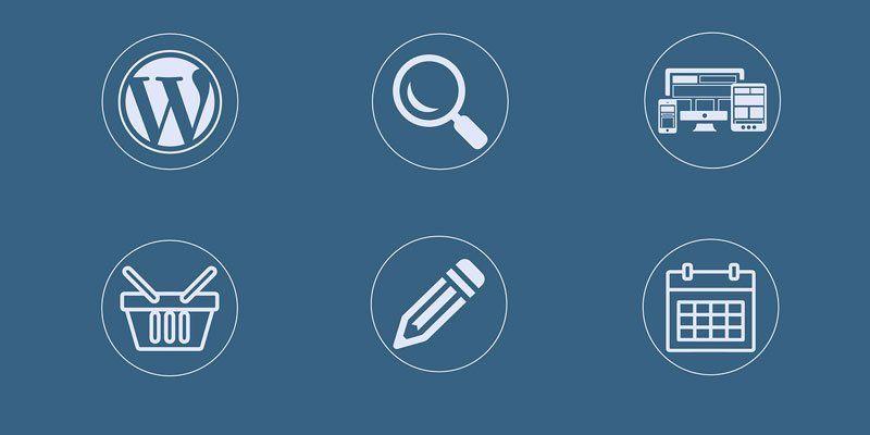 sito web aziendale - WordPress benefici