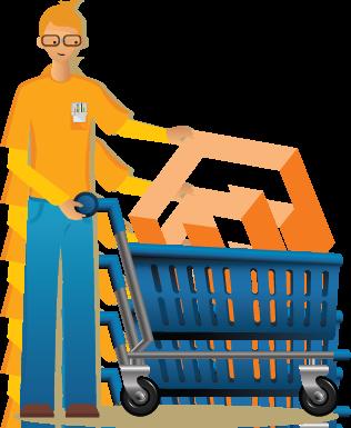 creare un sito ecommerce con Magento