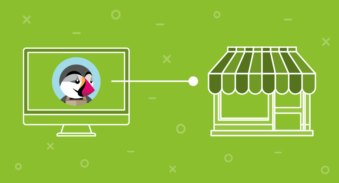 creare e-commerce con PrestaShop