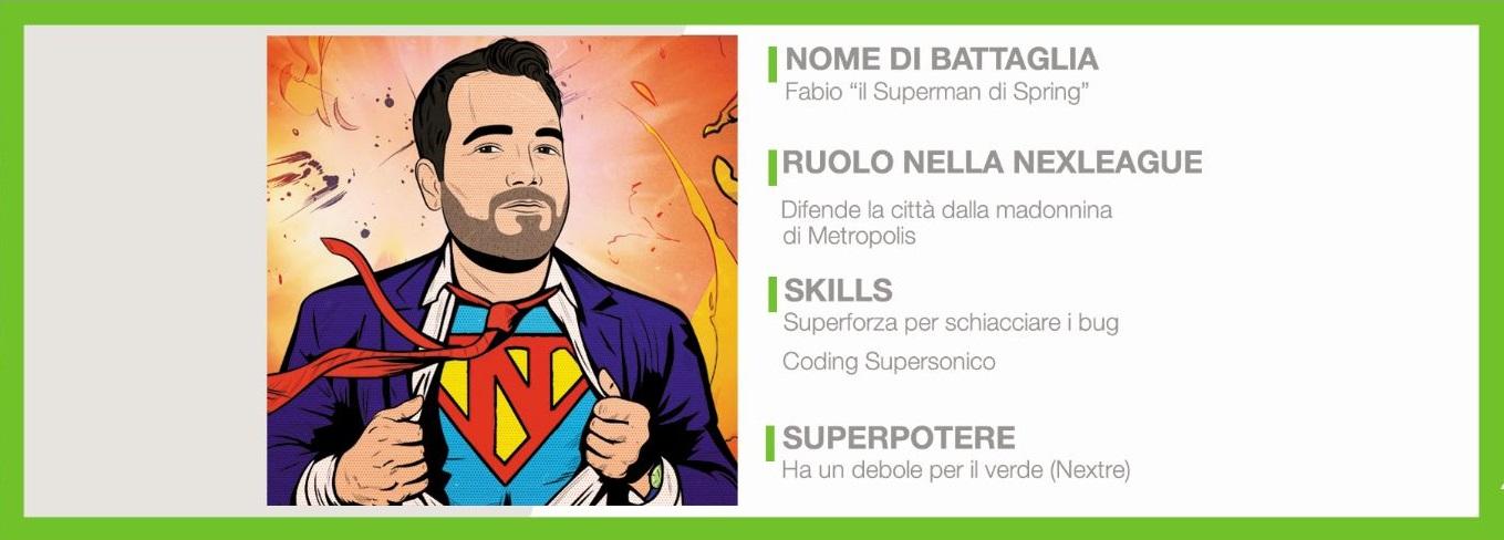 """Intervista a Fabio Rivolta: oggi il """"Superman"""" di Nextre ci svelerà i segreti della programmazione"""