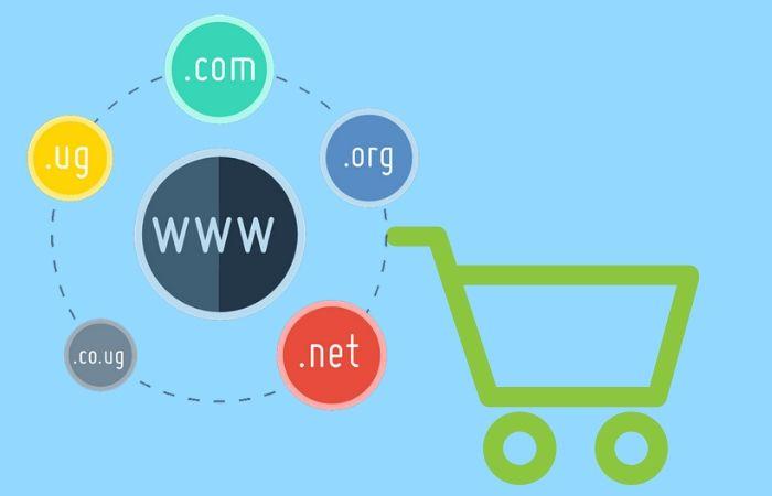 dominio creazione sito e-commerce