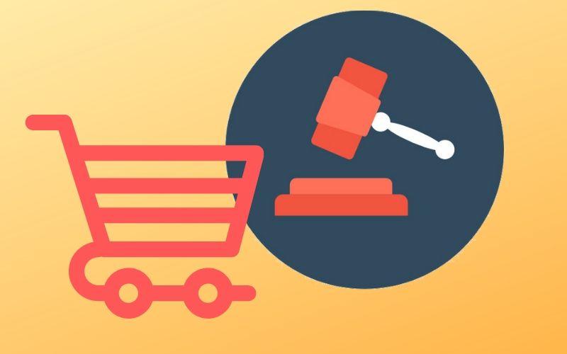 sito e-commerce leggi