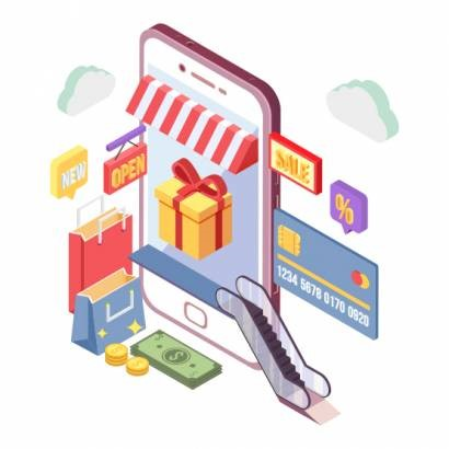 e-commerce aumento vendite
