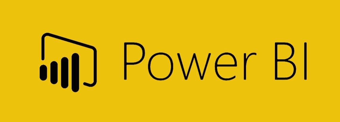 Logo di Microsoft Power BI Desktop