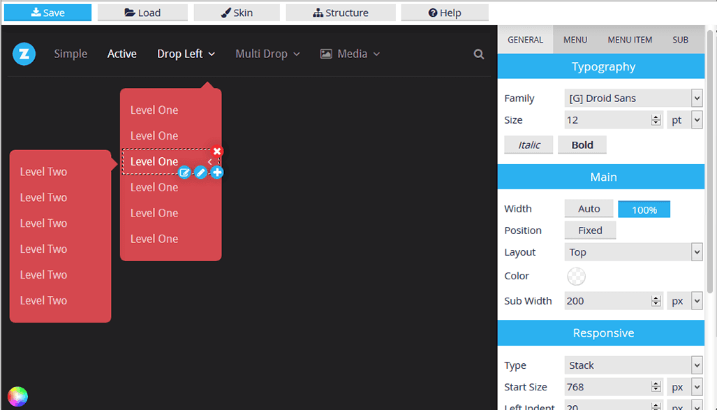 Un esempio di sviluppo di un menù a tendina su WordPress