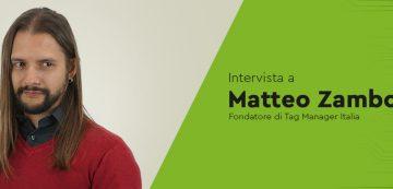 Google Tag Manager - Matteo Zambon
