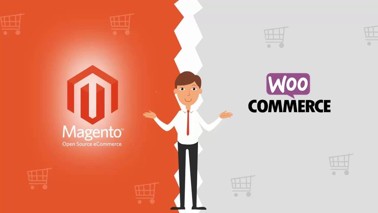 Magento e WooCommerce – La migliore piattaforma di eCommerce per te