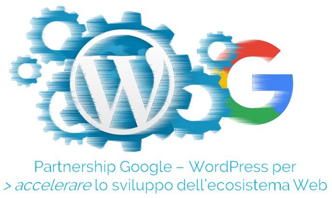 ecosistema WordPress  - velocità Google