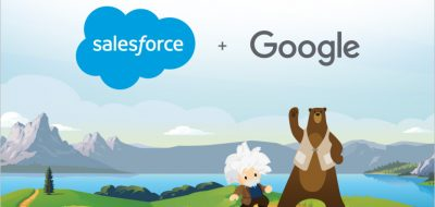Salesforce e-commerce
