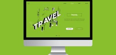 creare una landing page
