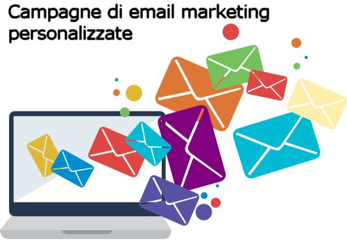 email marketing personalizzate