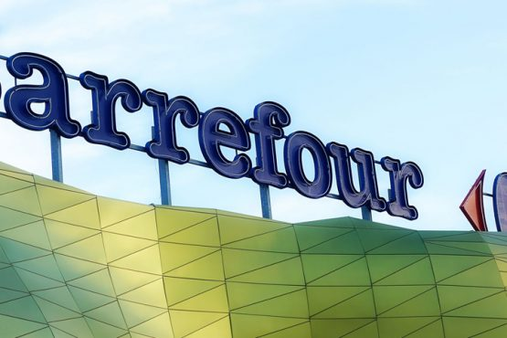 Carrefour GDO Blockchain