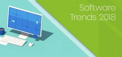 software trends 2018