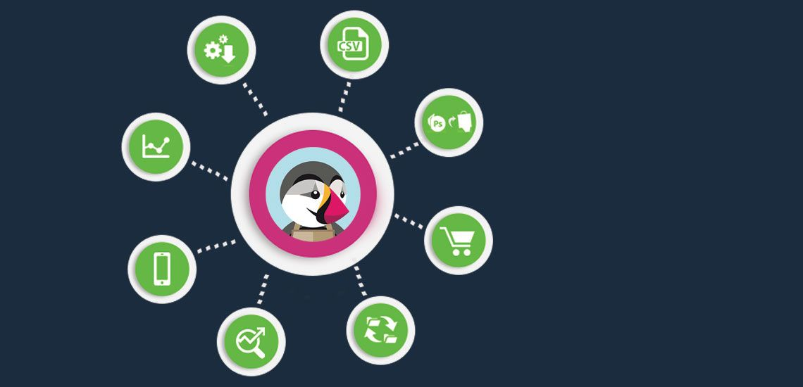 Sviluppa il tuo e-commerce con PrestaShop e comincia a vendere di più