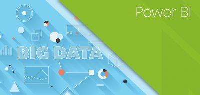 Big data analytics Power BI