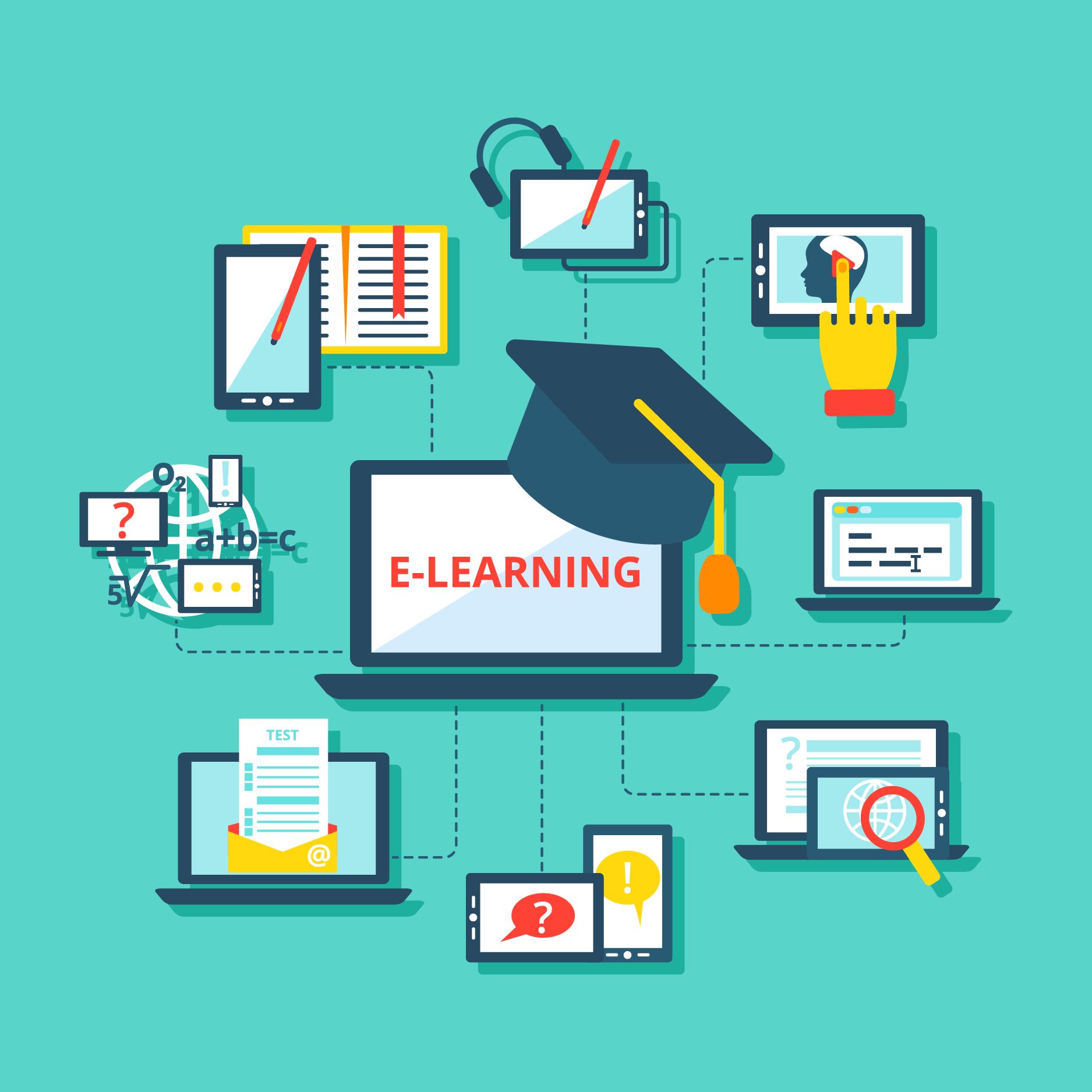 Produzione corsi e-learning