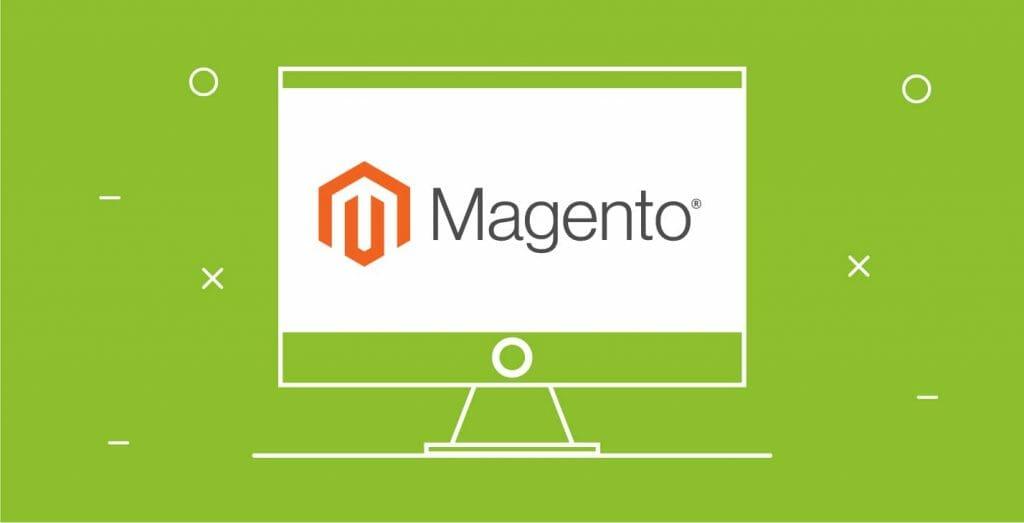 creare un sito aziendale professionale con Magento