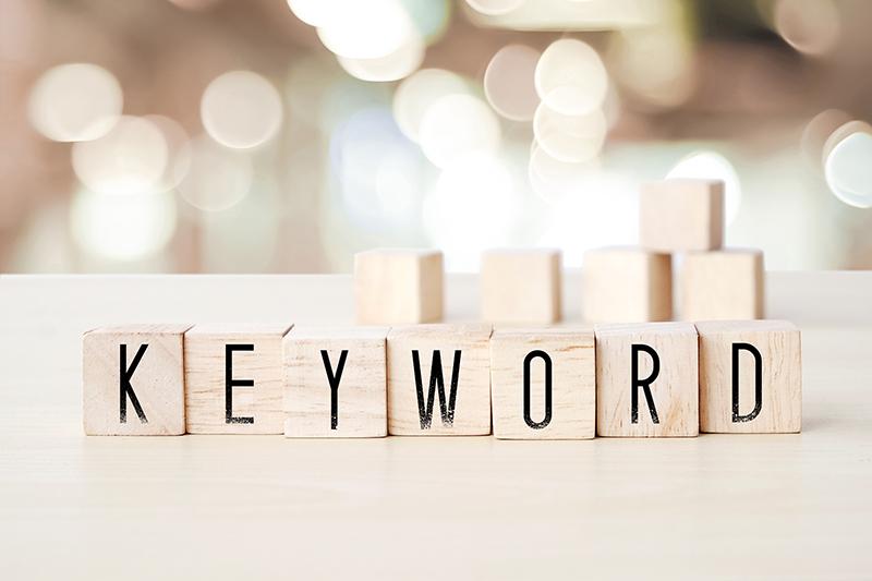 seo 2019 - keyword