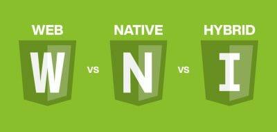 App Progressive vs App Native vs App Ibride