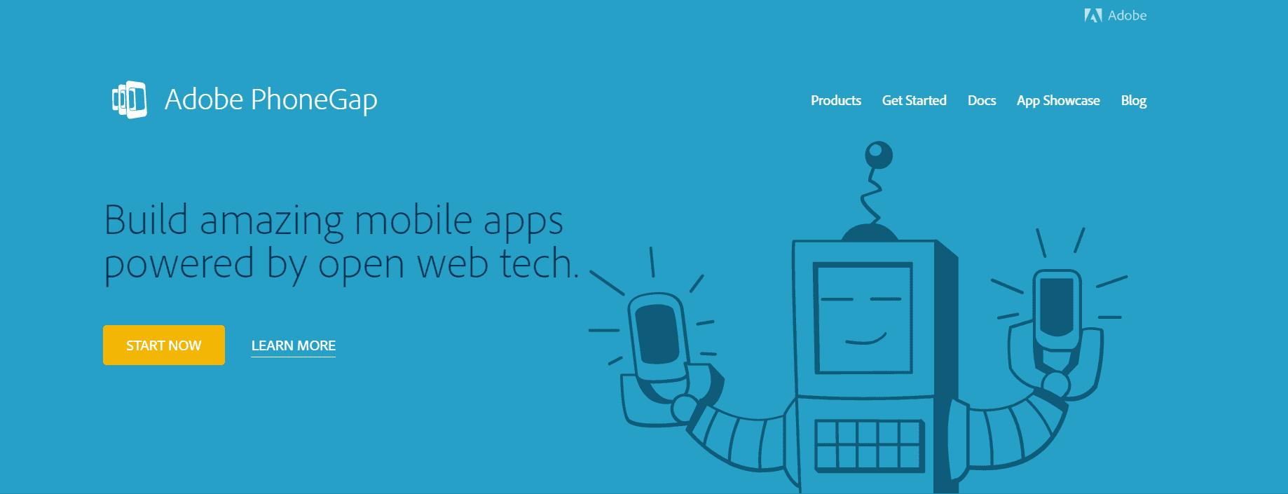 creare app cross-platform - phonegap