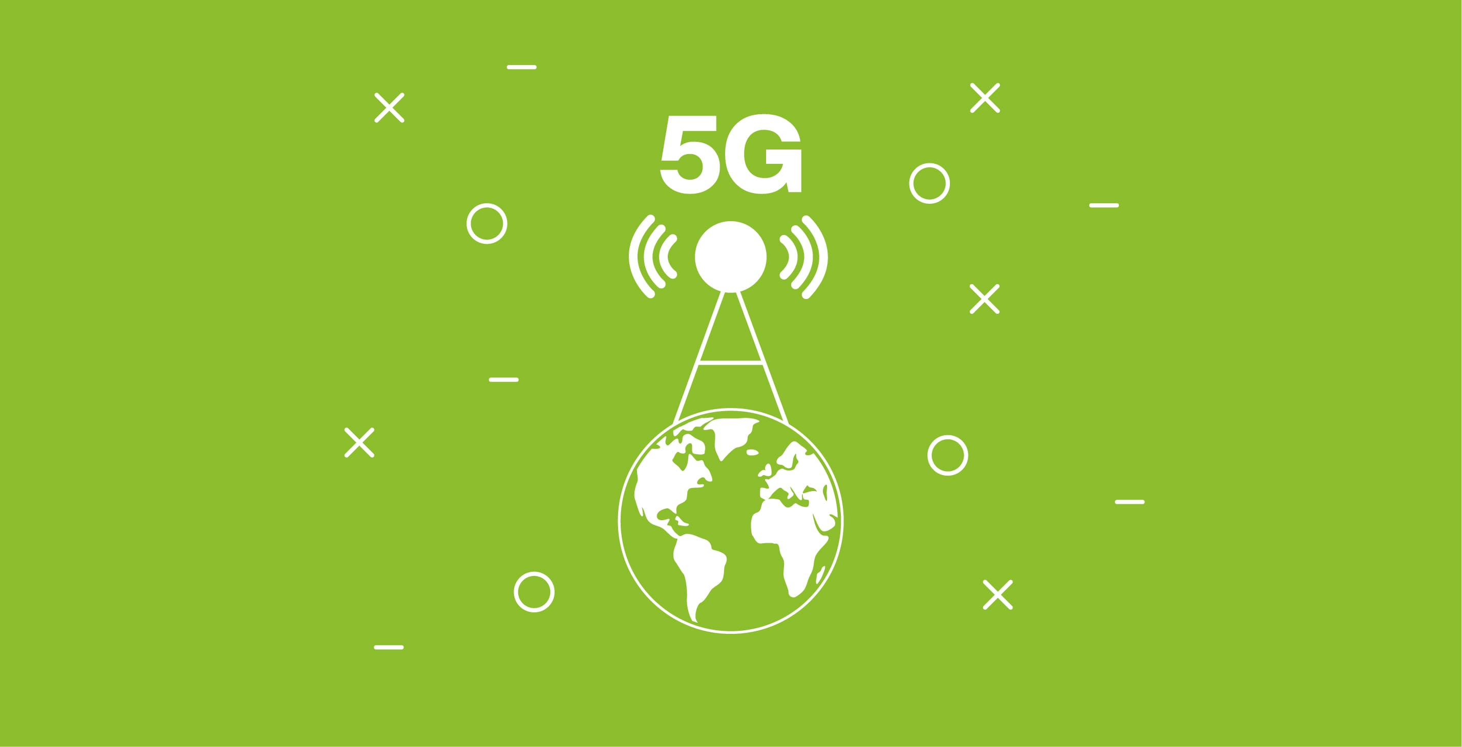 5G come software trend 2020