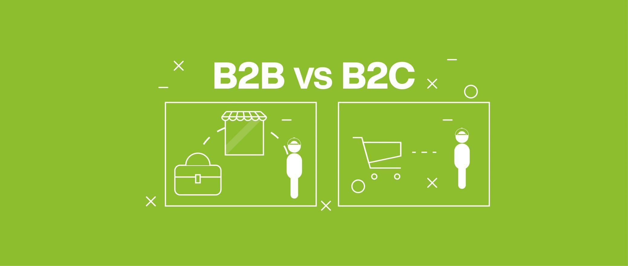 E-commerce B2B vs B2C: 5 differenze chiave che devi conoscere
