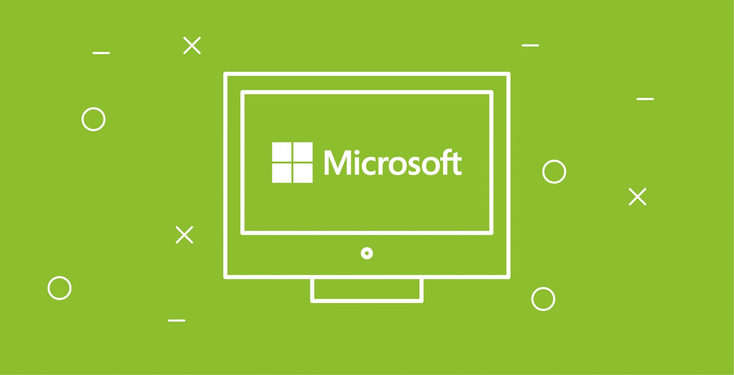 Sviluppare con Microsoft per desktop e web