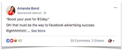 come usare i Facebook Ads