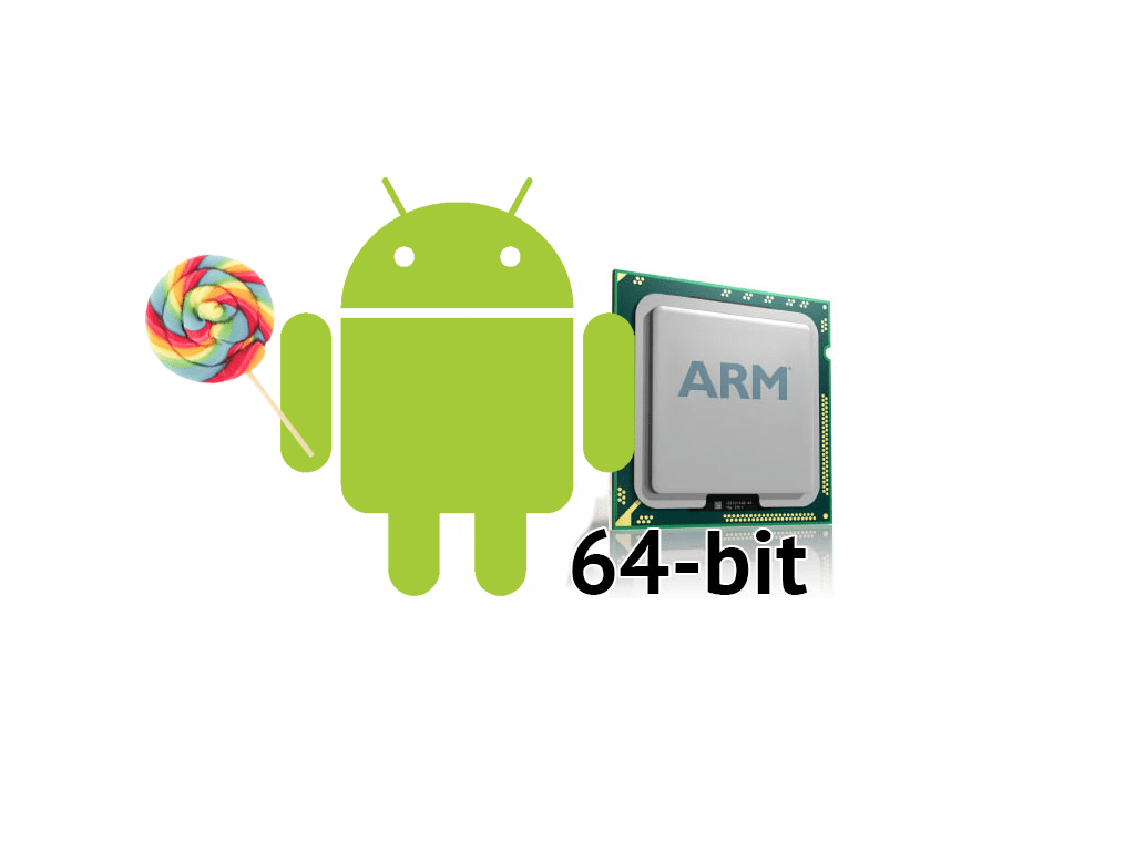 App Android 64 bit