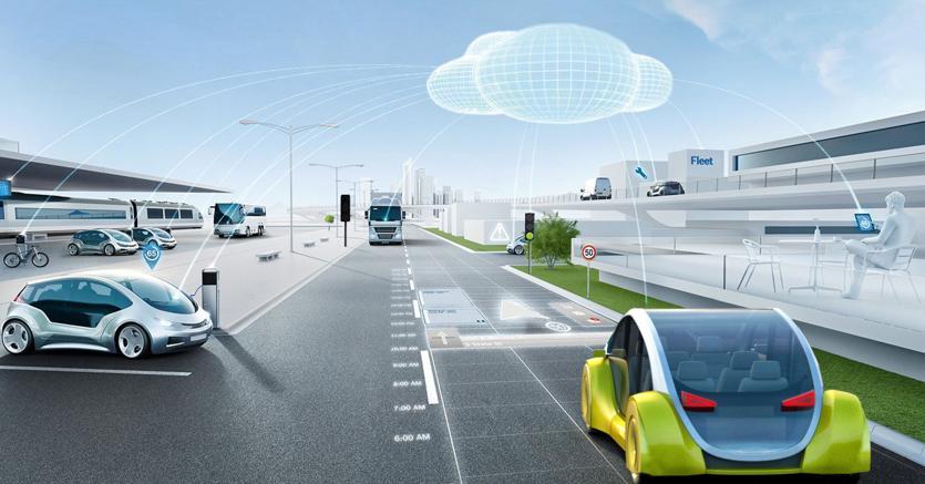 IoT settore automotive