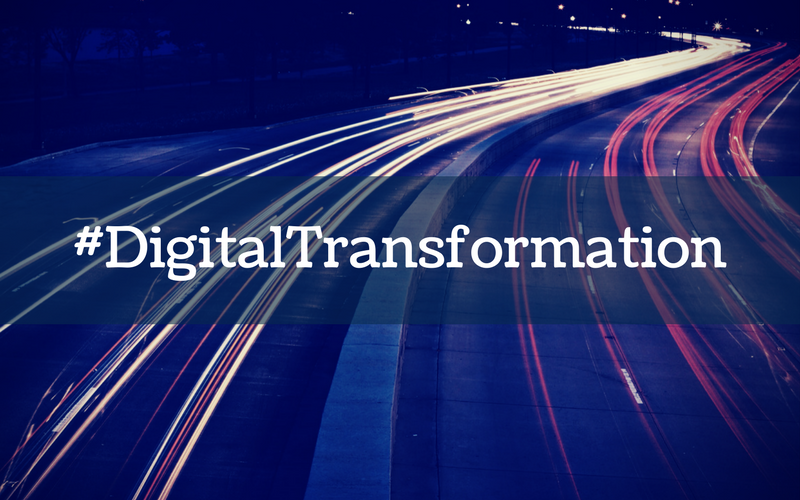 sito web pronto per la trasformazione digitale