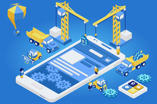 Ionic 3 sviluppo app