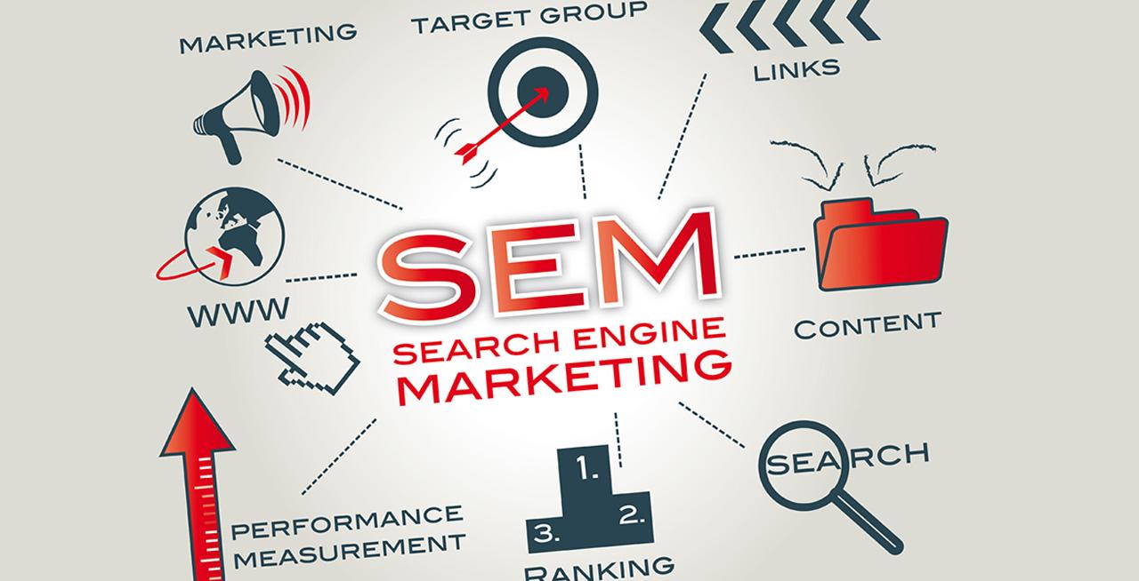 SEM Search marketing