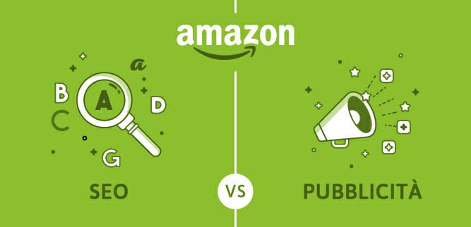 Vende di più la SEO su Amazon o la pubblicità su Amazon?