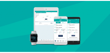App mobile suddivise in più formati