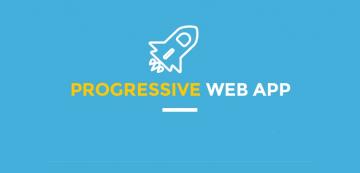 applicazioni web progressive logo