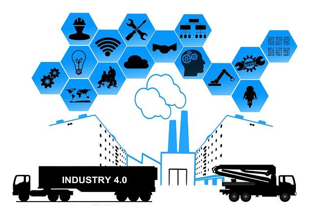 tecnologia IoT e industria 4.0