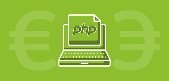 Quanto costa sviluppare un software con PHP?