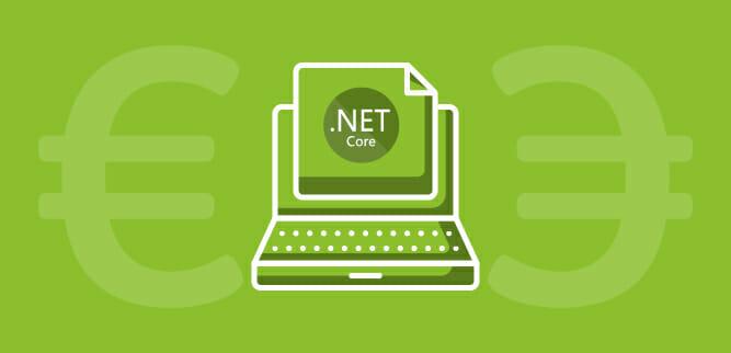 Quanto costa sviluppare un software con .NET Core?
