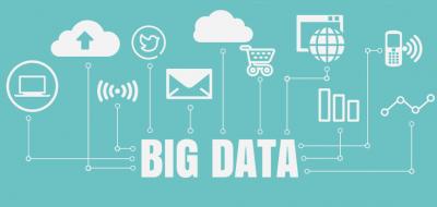Crescita dei Big Data - logo Big Data Analytics