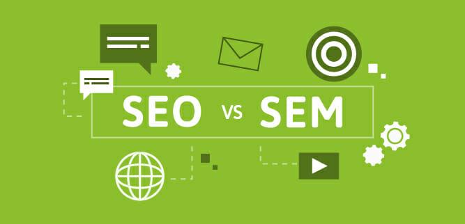 Qual è la differenza tra SEO e SEM?