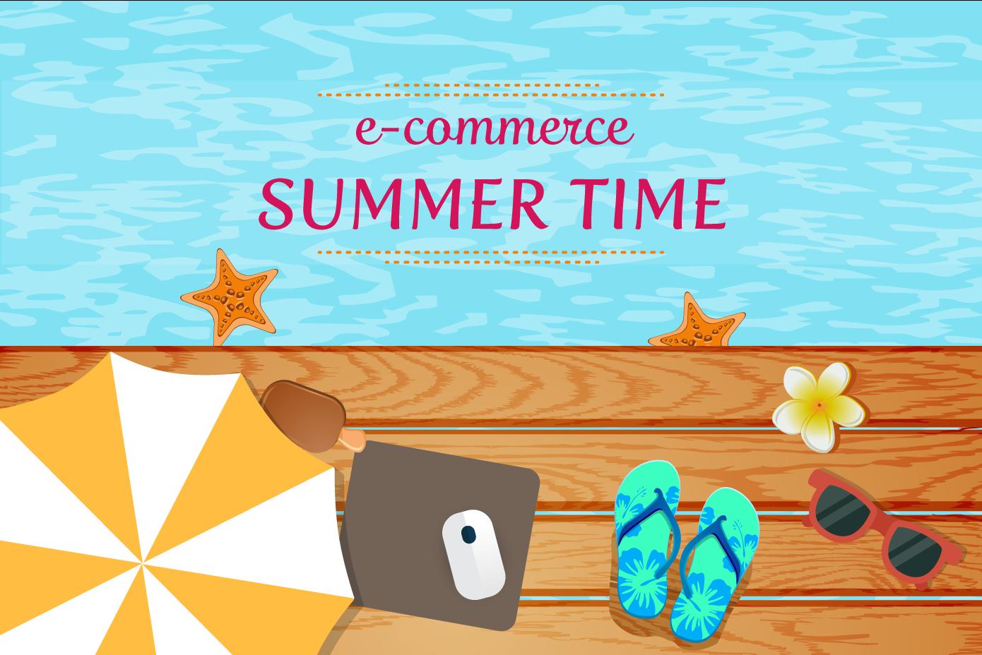 E.Commerce rientro dalle vacanze
