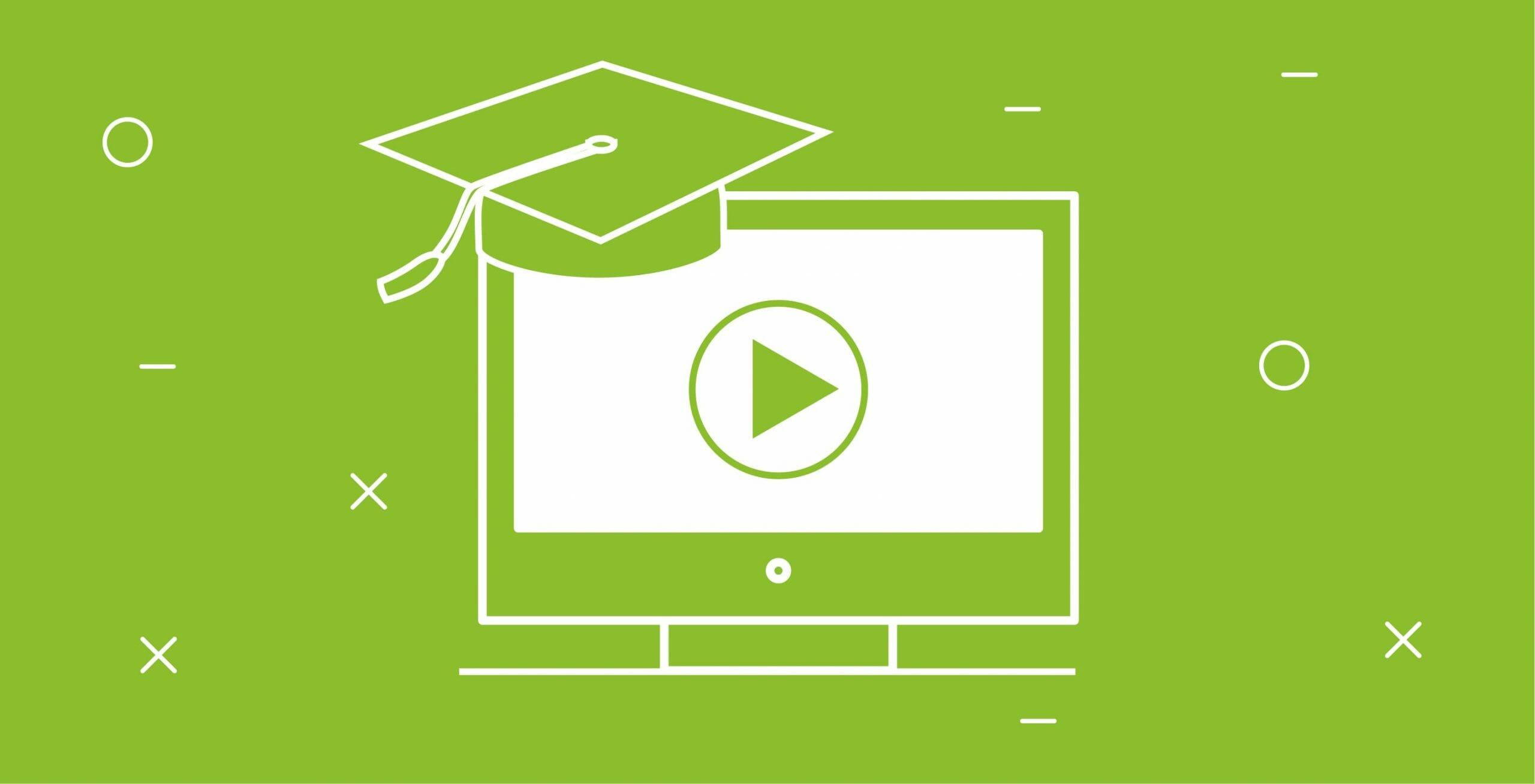 formato video per corsi online