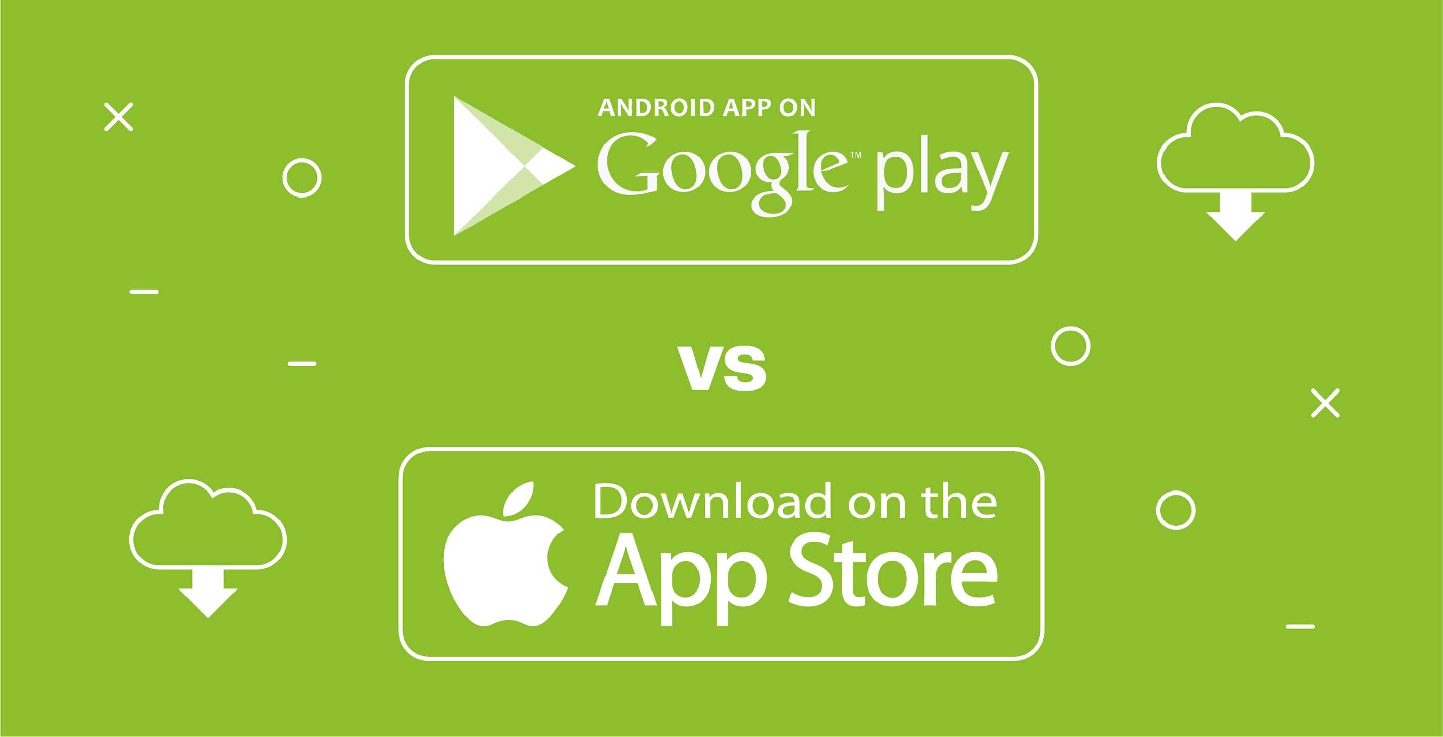 google play e apple store - app store optimization