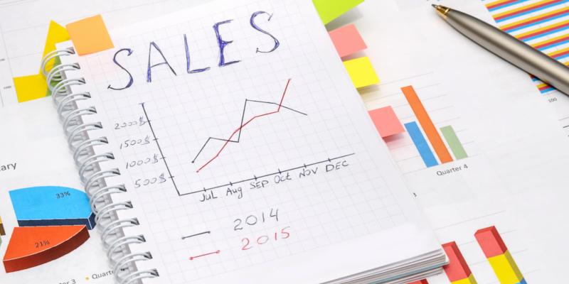 incrementare le vendite sales