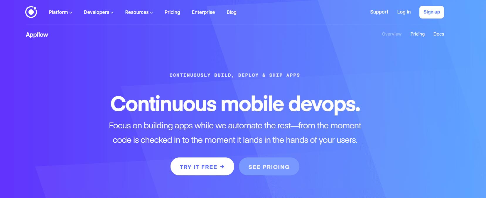 creare app cross platform - ionic pro