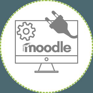 logo Sviluppo plugin per Moodle